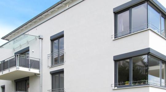 Kunststoff-Fenster KF02