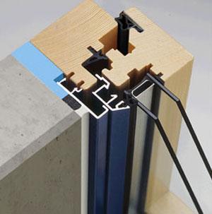 Neues reitz Holz-Alu-System MEKO für Fenster