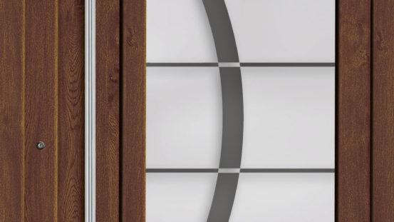 KHT-RB 6233 Dekor Nussbaum, Glas: G 1331