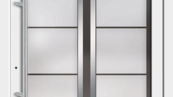 KHT-RB 6272-07 weiß, Glas: Motiv 1