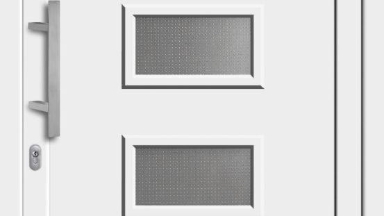 KHT-RB 6419 weiß, Glas: Mastercarrè
