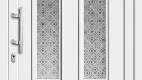 KHT-RB 6547 weiß, Glas: M6
