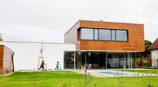 Holz/Alu Fenster HAF05