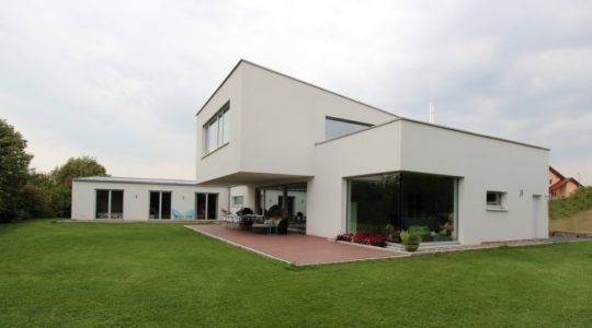 Holz/Alu Fenster HAF07